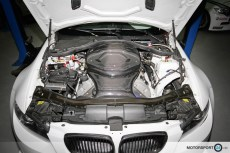 BMW M3 E92 S65 Race Carbon Airbox