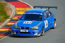 Sven Markert BMW E46 WTD