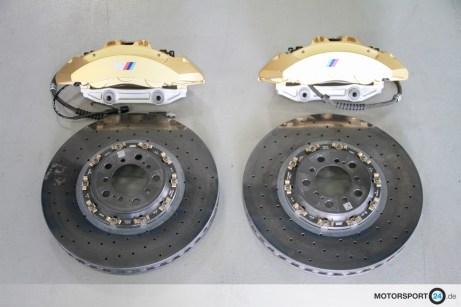 Used BMW M4 Ceramic Front Brake