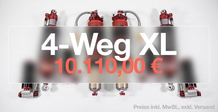 BMW Z4 GT3 INTRAX Fahrwerk Preis