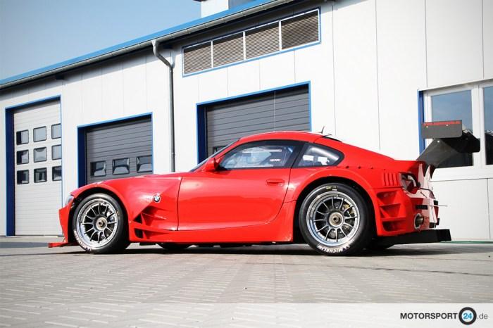 BMW Z4 E86 GTR