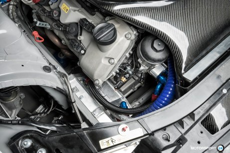 Rennsport Wärmetauscher für BMW M Motoren