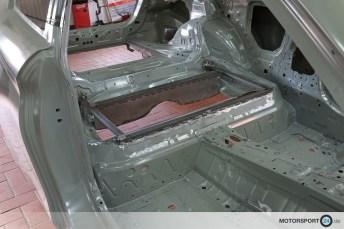 BMW M4 GTR Umbau