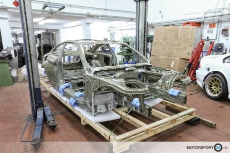 BMW M4 F82 Karosserie Motorsport