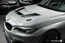 BMW M2 / M235i / M135i Motorhaube GTR Carbon