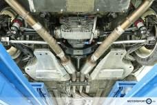 BMW M3 E46 Unterboden Rennwagen