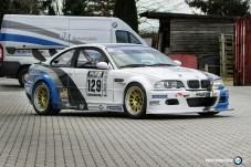 For Sale BMW M3 E46 GTR Race Car