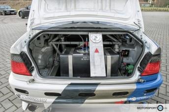 Renn Tank BMW M3 E46 GTR