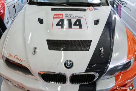 Leichtbau Motorhaube BMW M3 E46 GTR Rennwagen