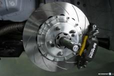 BMW M4 GTR Zentralverschluss AP Racing Pro 5000 R