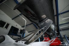 BMW M4 GTR Race Rear Wing 2,00m wide Carbon