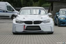 BMW M4 GTR F82 Racecar