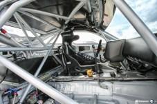 BMW M4 GTR Racecar Interior Carbon Roof