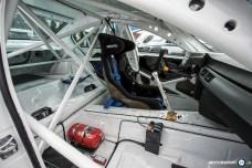 Innenraum BMW E90 WTCC 320si