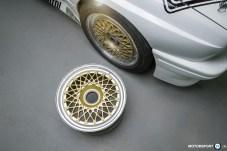 Gruppe A Alufelgen BMW M3 E30