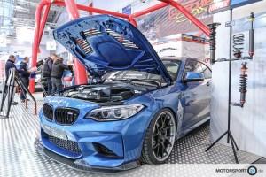 BMW M2 Tracktool Long Beach Blue