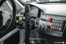 BMW Z4 VLN E86 Cockpit