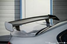BMW M2 Competition DTM Heckklappe und Carbon Heckflügel