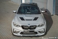 Carbon Dach + GTR Motorhaube BMW M2 F87 Competition