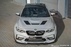 Carbon Dach + GTR Motorhaube BMW M2 F87 Competition