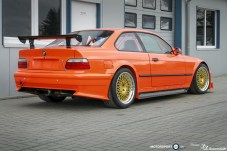 BMW M3 E36 Rennwagen DTM