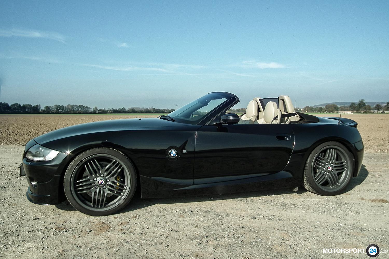 FOR SALE: Seltenes BMW Z4 Alpina Roadster S Sammlerstück ...