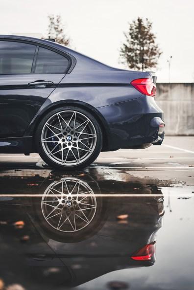 Alufelgen BMW M3 30 Jahre Sondermodell
