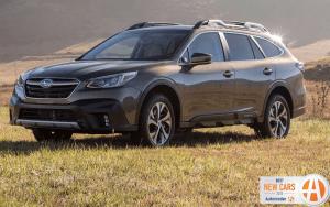 Subaru Outback – luokkansa paras auto-ostos