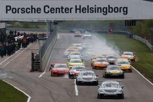 Porsche Carrera Cup Scandinavia: Säsongspremiären framflyttad.