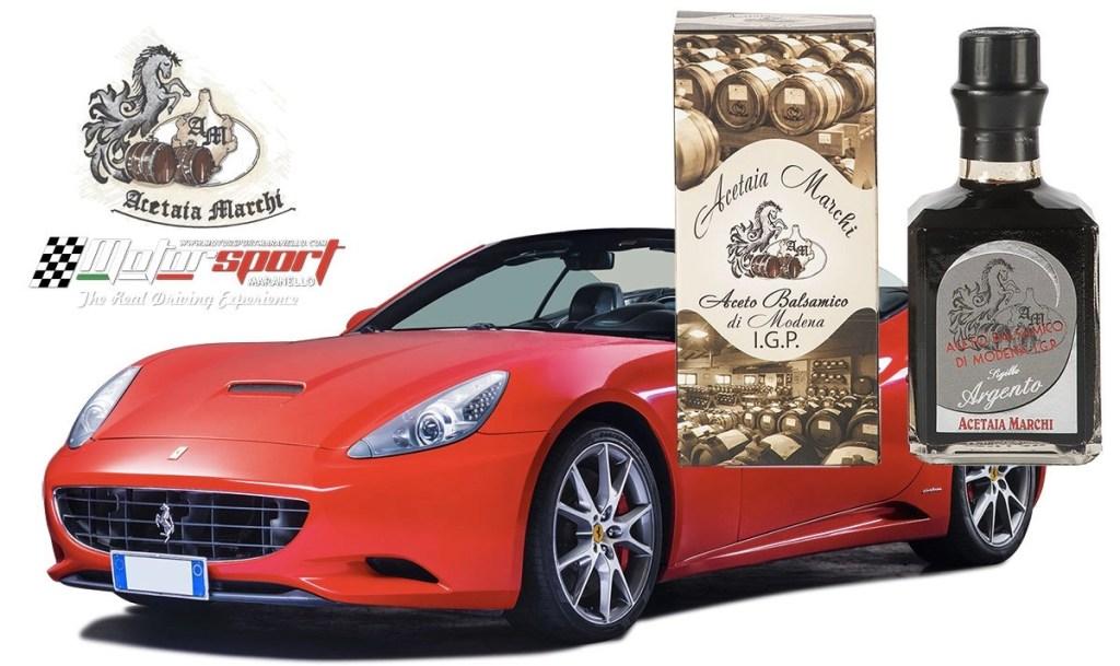Tour Aceto Balsamico e Test Drive Ferrari
