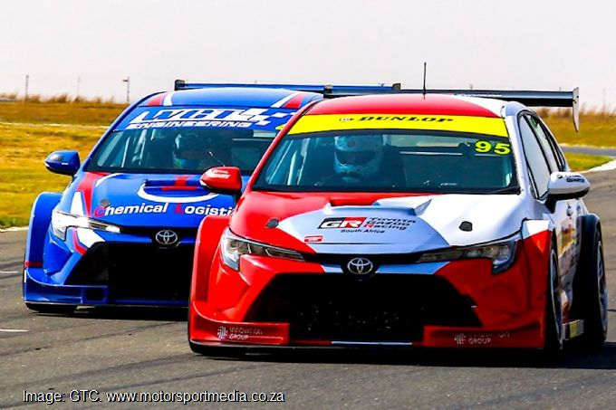 Global Touring Cars a fresh start for South Africa's premier series
