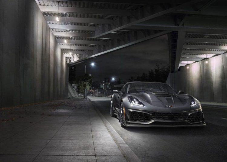 Chevrolet Corvette ZR1 2019. La grande scommessa