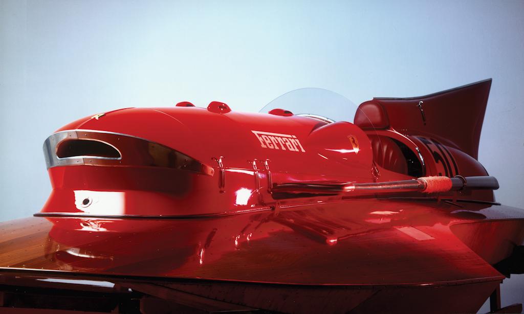 For Auction 1953 Ferrari Hydroplane Arno XI