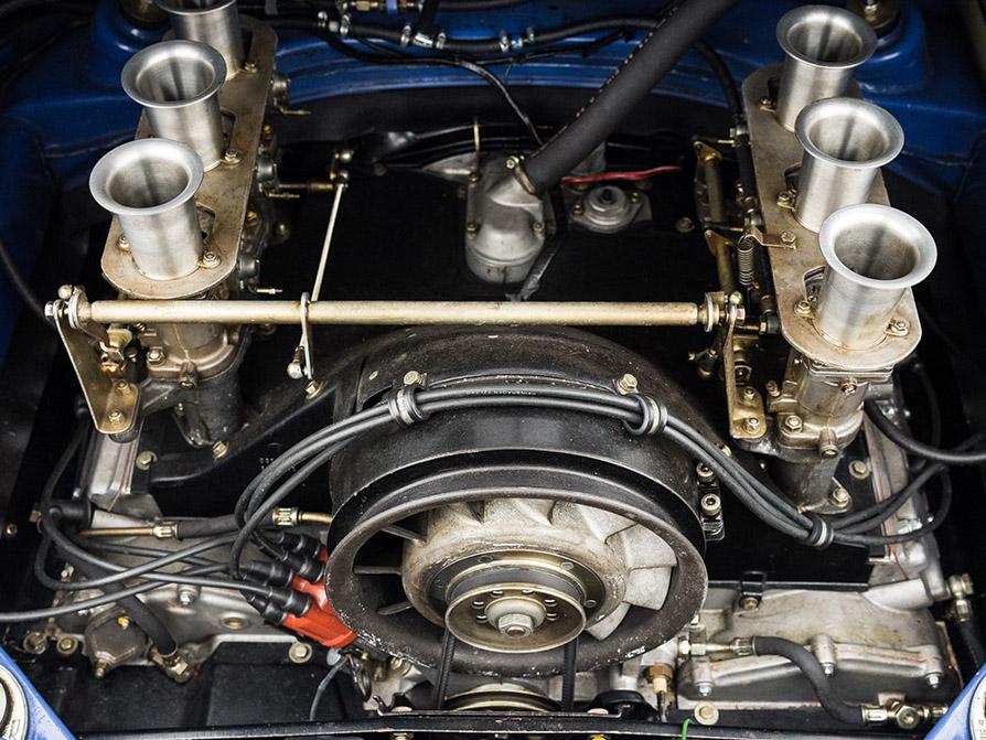 For Sale Porsche 911 SWB Race Car Raced By Walter Rhrl
