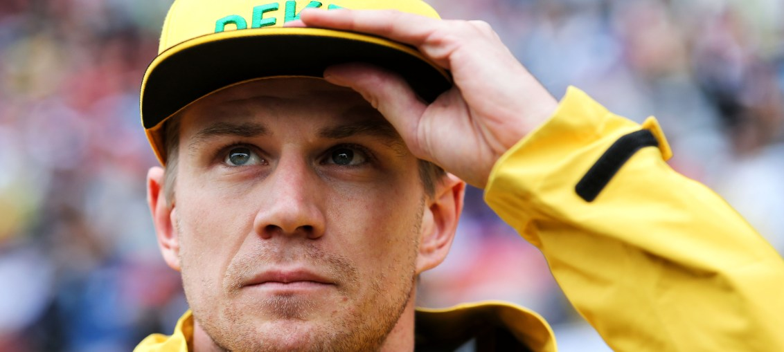 "Nico Hulkenberg and Kevin Magnussen had ""suck my balls"" argument"