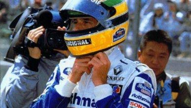 Ayrton Senna Williams