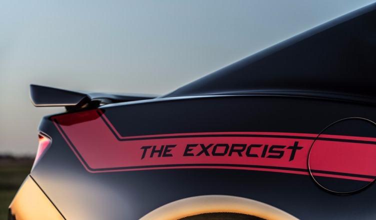 Camaro The Exorcist