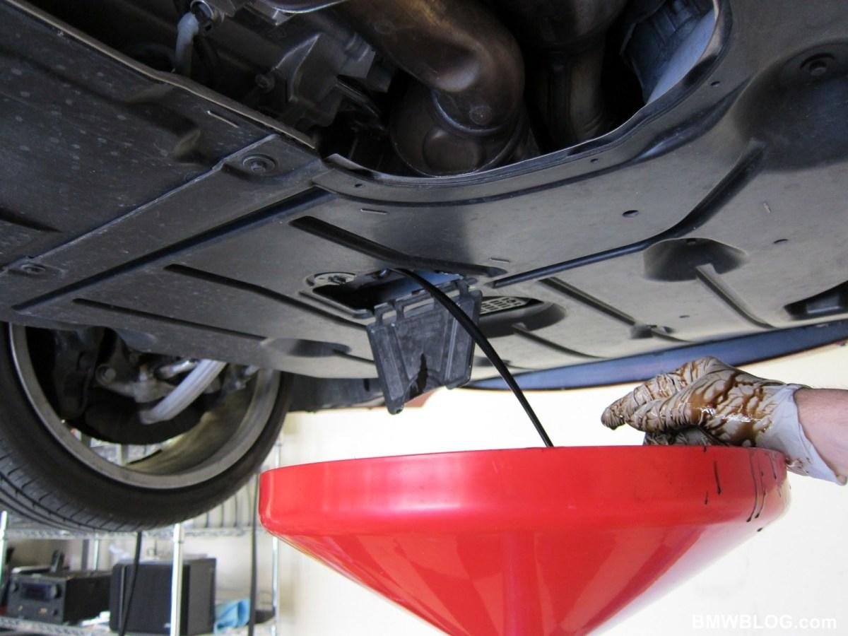 O que acontece quando nos esquecemos de mudar o óleo do motor.