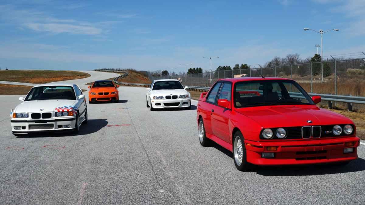 Tudo o que precisam de saber sobre a história do BMW M3