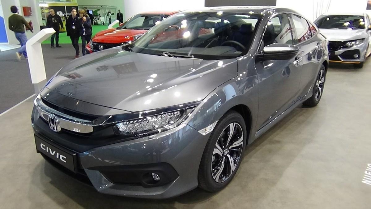 Novo Honda Civic Sedan já chegou a Portugal e são estes os preços...
