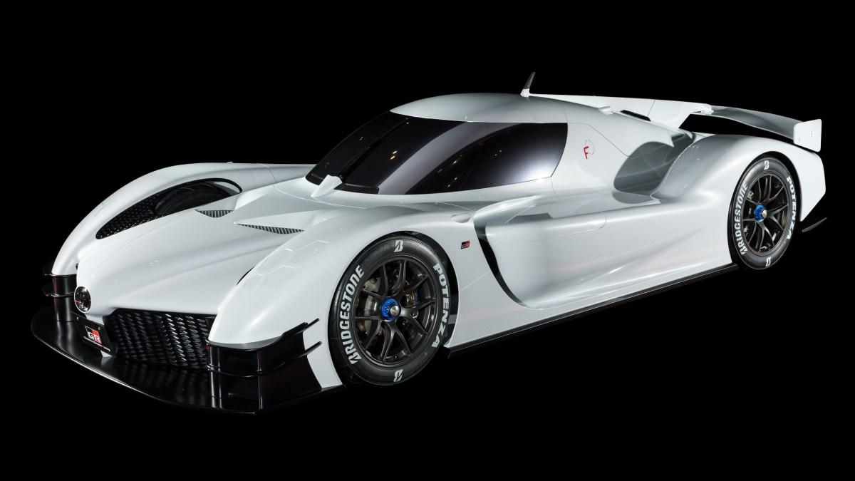 Toyota lança versão road legal do TS050 Hybrid usado em Le Mans