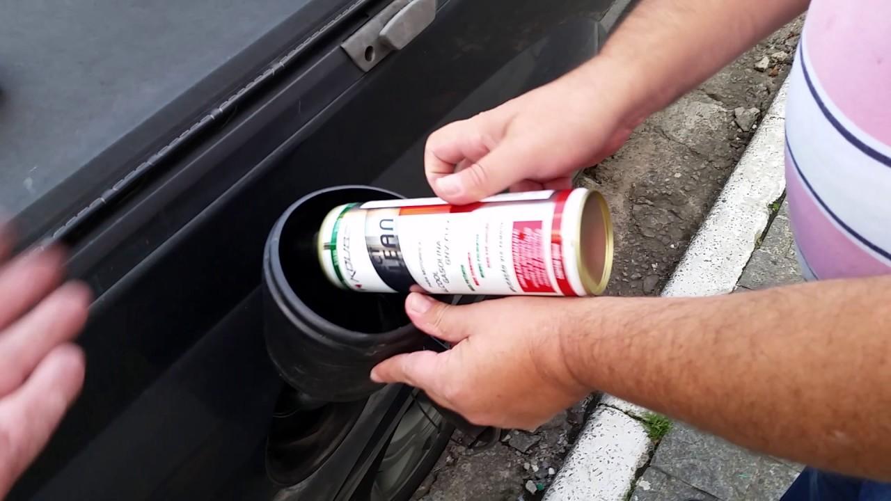 limpeza sistema combustivel