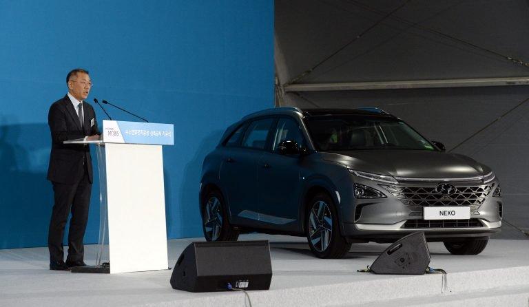 Hyundai e Kia vão contra a maré e apostam nas célula de combustível.