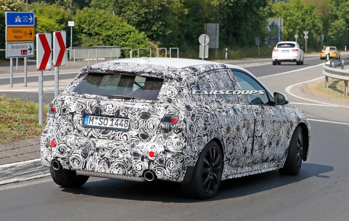 Novo BMW Série 1 e o que se sabe até agora