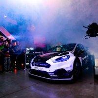 Projekt E, o primeiro carro de Rallycross 100% eléctrico compete já em 2020.