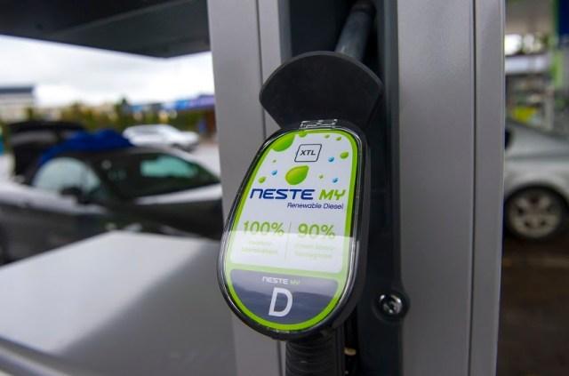 diesel renovável