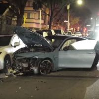 Quem disse que o BMW M4 não conseguia voar?