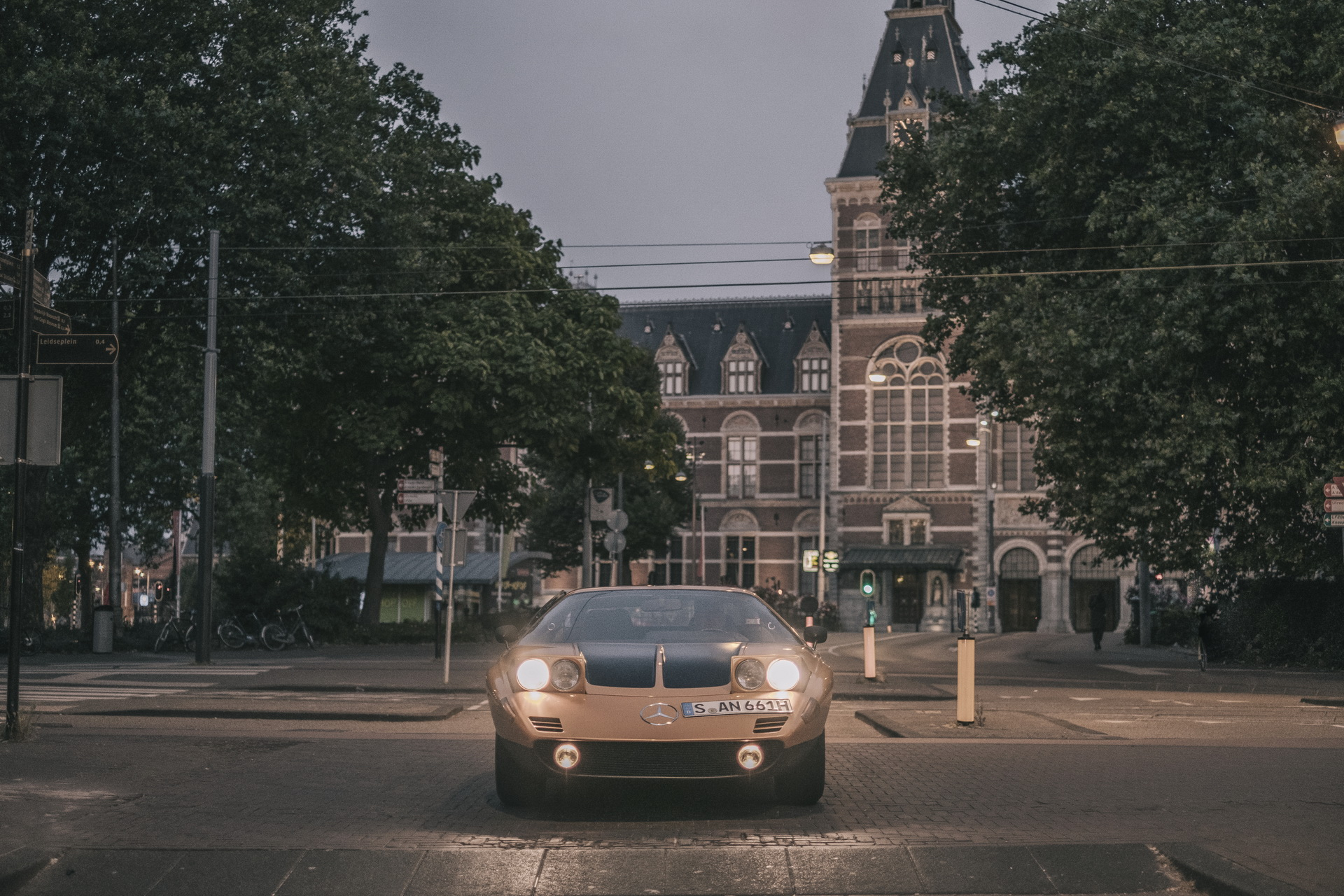 Mercedes C111 / II