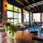 Enjoy Outdoor Eating Indoor Seating On The New Patio Motor Supply Co Bistro