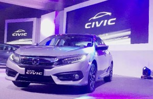 Honda unveils a bolder and sexier all-new Civic